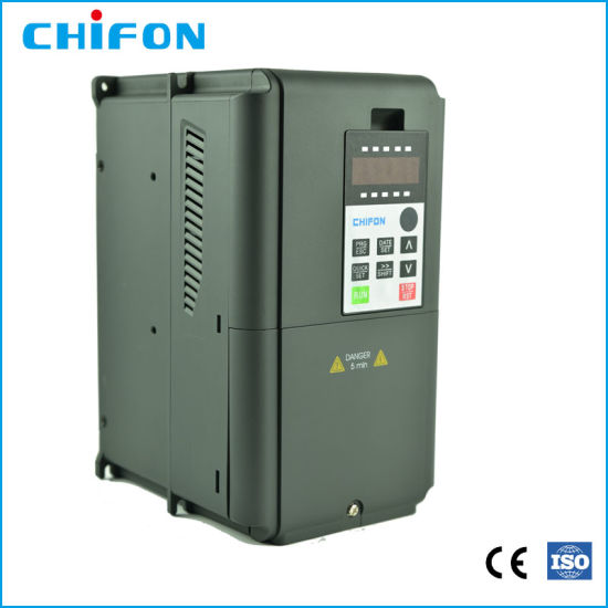 Available 50Hz 60Hz 220V 380V 440V AC Drive High Frequency Inverter Variable Frequency Drive VFD Inverter pictures & photos