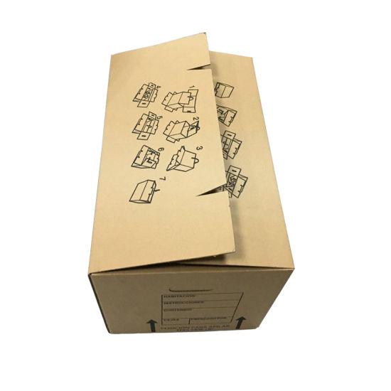 Factory Price Customized Corrugated Carton Shipping Box