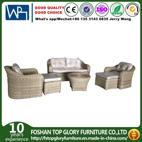 Top Quality Synthetic Rattan Outdoor Furniture Patio Lounger Sets Balcony  Sofa Set - China Top Quality Synthetic Rattan Outdoor Furniture Patio Lounger