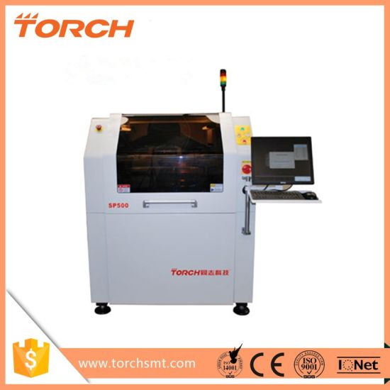 Automatic SMT Stencil Printer / PCB Screen Printer Sp500 pictures & photos
