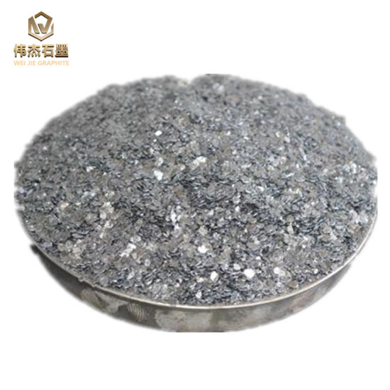 Fixed Carbon 90% Natural Flake Graphite Powder T Is Used Base Material, Coating-Graphite