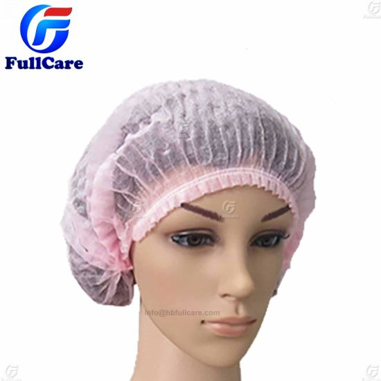 931f6396720 China factory nonwoven clip cap mob cap mop cap disposable cap jpg 550x550 Mop  cap