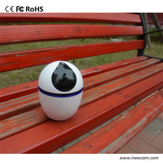1080P Battery Powered Wireless WiFi IP Camera Supporting 128g SD Card and 2 Way Audio