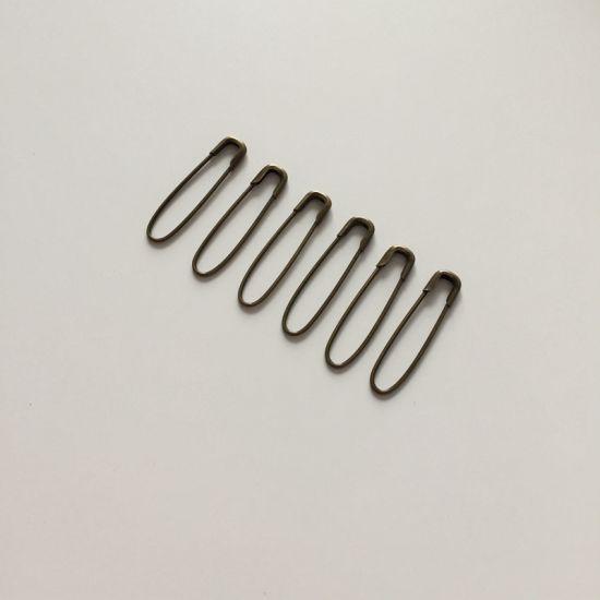 Decorative U Shaped Safety Pin For Hang Tag