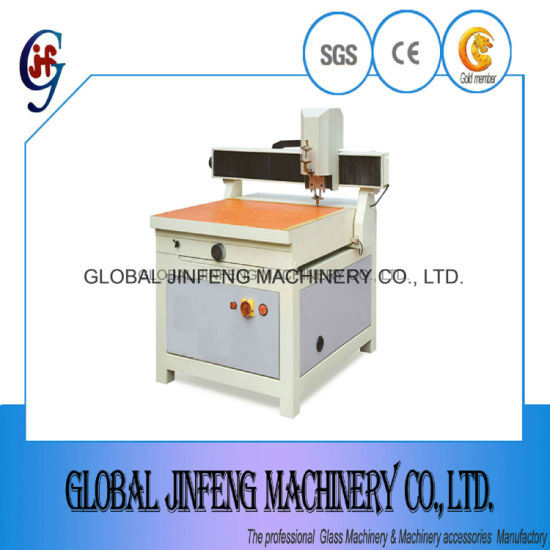 CNC Cutting Machine and Cutting Table for Special Shape of Glass (JFC7080) pictures & photos