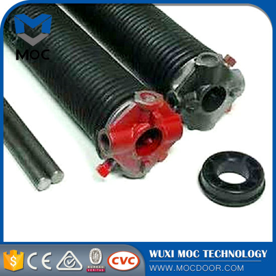 China High Quality Spiral Coil Torsion Spring For Roller Shutter