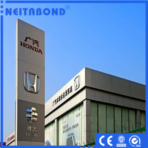 Unbreakable Core Aluminum Composite Panel for Signage Board pictures & photos