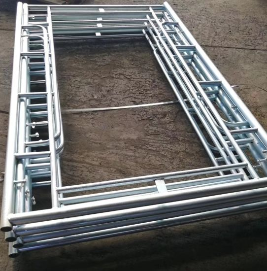 One of The Most Widely Used Scaffolding, Frame Scaffolding