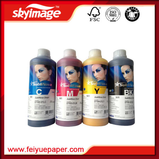 Inktec Sublinova Smart Sublimation Ink for Epson/Mimaki Printers