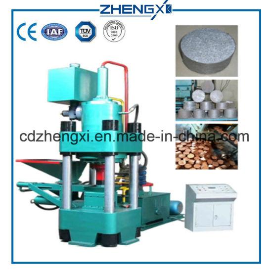 Metal Powder Hydraulic Briquette Press Machine