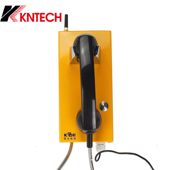 2018 Hot Sale Emergency GSM Telephone Knzd-14GSM for Public