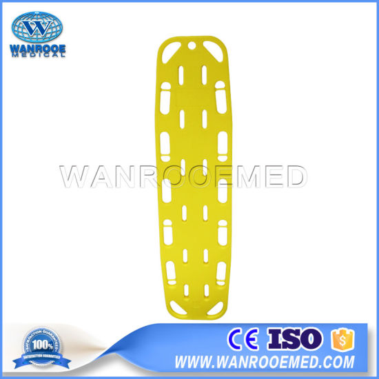 Ea-1f6 Hospital Emergency Folding Scoop Stretcher Spine Board for Children Use pictures & photos