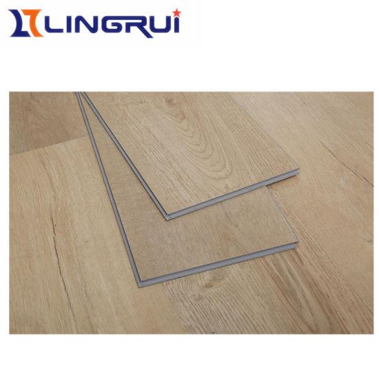 PVC Flooring Plastic Spc New Material Flooring in 2018