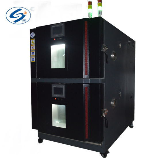 Lab Test Equipment Double-Layered High Low Temperature Humidity Test Chamber