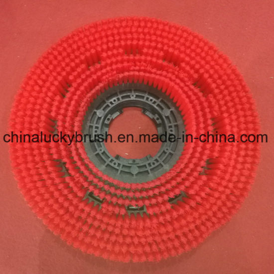 15inch Plastic Floor Wash Brush (YY-712) pictures & photos
