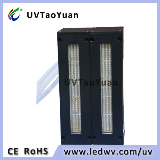 UV Curing 395nm 500W Water Cooling System UV LED Lamp