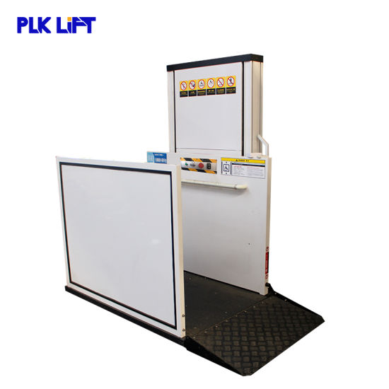 Home Hydraulic Lift Elevator Indoor Outdoor Wheelchair Lift