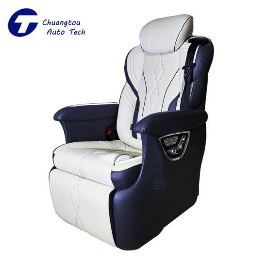 Ctzy017-Jg 12V 24V 14-Movement Electric MPV Mofication Car Seats