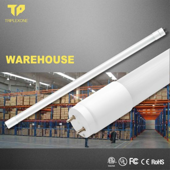 Most Selling Products High CRI LED Tube Glass Tube Ce RoHS T8 Tube Light 150cm 120cm 80cm for Office
