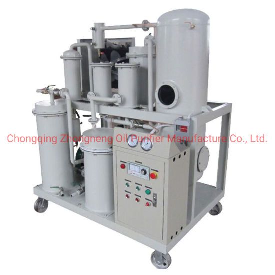 Waste Mechanical Oil Purification Machine, Used Gear Oil Filtration Unit