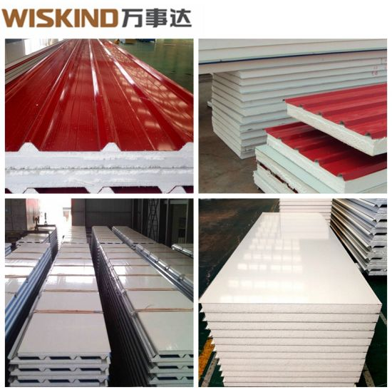 Wiskind Good Quality EPS Roof Sandwich Panel for Sale