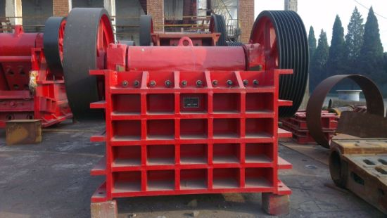 China Stone Rock Mobile Small Compund Pendulum Jaw Crusher Machine Price List