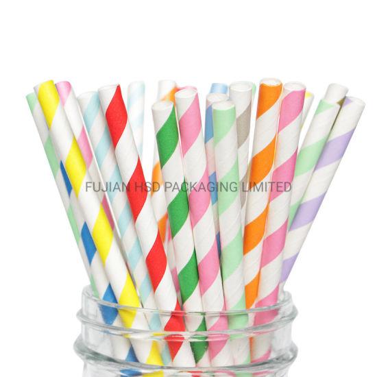 Jumbo Milkshake Smoothie Drinking Straws Clear Mix Colour Straw UNWRAPPED