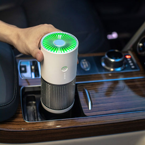 Best Car Air Purifiers 2020 Newest Portable Negative Ion Air Cleaner Intelligent Silent Ionic Air Purifier for Home Office etc