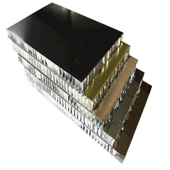 Do Not Fade Building Material Aluminum Honeycomb Core for Facade Decoration