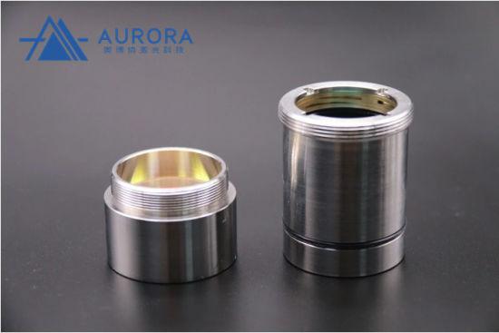 Aurora China OEM Wsx Raytools D30mm FL150/125mm Focus Lens for Below 2000W Fiber Laser Machine