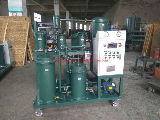 Tya Vacuum Oil Purifier Launched by Chongqing Zhongneng