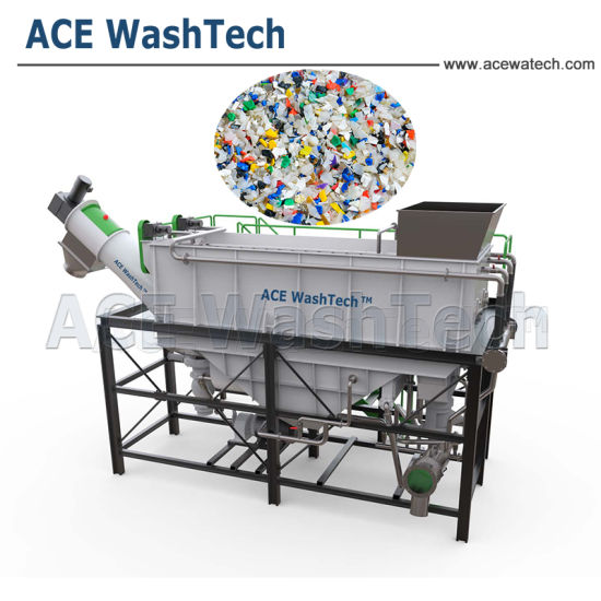 Waste HDPE PP PE Film Dryer Machine Price Plastic Recycle Washing Line