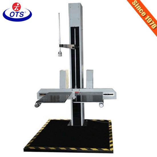 ISO0244 High Accuracy Carton Fall Drop Test Machine