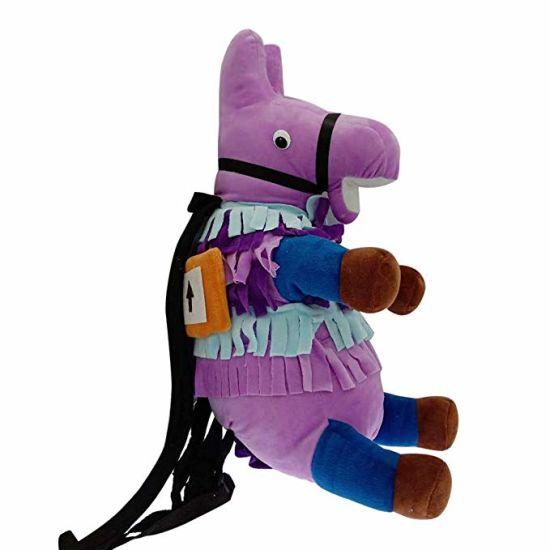 China 2018 Hot Alpaca Plush Toy Figure Doll Soft Stuffed Animal Toys