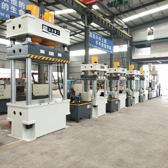 Double Cylinder Big Worktable Deep Drawn Hydraulic Press Machine