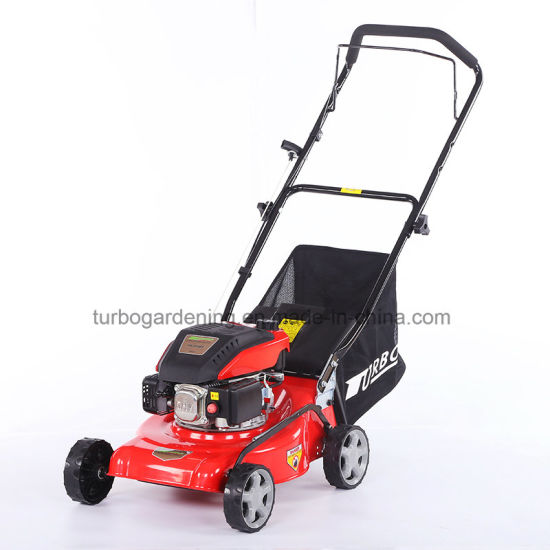 "16"" Hand-Push Centre Height Adjustment Lawn Mower"