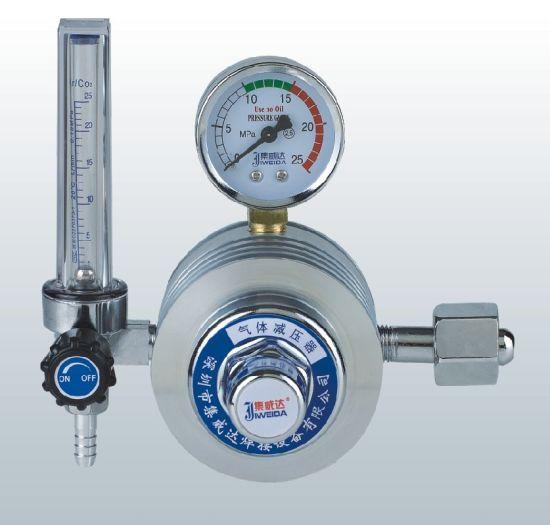 Welding Gas Pressure Reducing Meter Carbon Dioxide Regulator