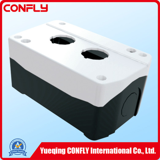 Xal5-B02p Push Button Box, Control Switch Box IP40/54 pictures & photos