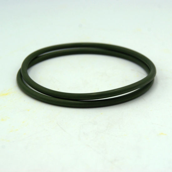 High Performance Silicone Rubber Seal O Ring for Instrument Electronic Equipment