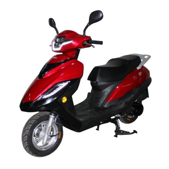 China 125cc Gas Scooters Motorbike Motorcycle Gasoline Scooter pictures & photos