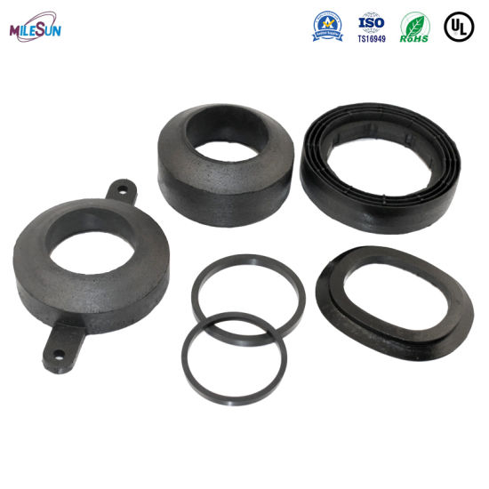 Rubber Gasket for Sanitory Silicone Nr Sr NBR EPDM Corrosion Resistant