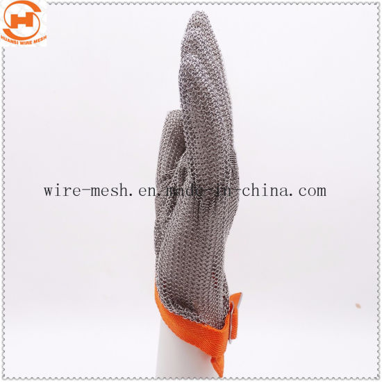 Safety Working Cut Resistant Metal Gloves