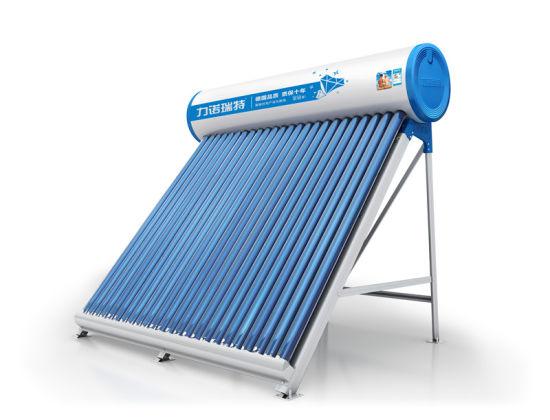 Economy Vacuum Tube Solar Water Heater Eco Series