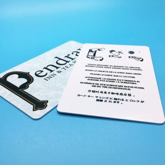 China MIFARE Plus SE 1K printed NFC blank RFID smart card - China