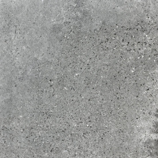 Gray Matte Cement Porcelain Wall Tile for Wall Decorative