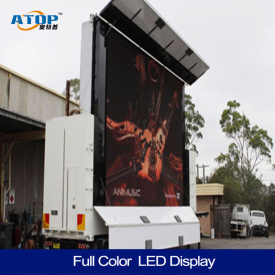 Wholesales Outdoor Waterproof Full Color Video LED Display for Advertising Screen