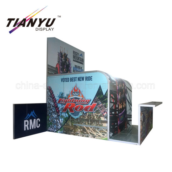 Exhibition Stand Clothes : China 3*3 aluminum new fashion exhibition display clothes trade show