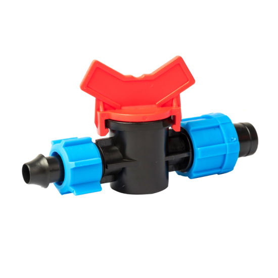 Pipe Valve Barb Fitting Drip System