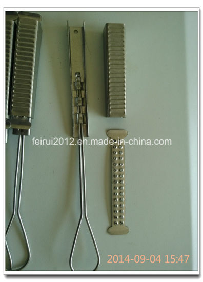 Europe Market Stainless Steel Clamp pictures & photos