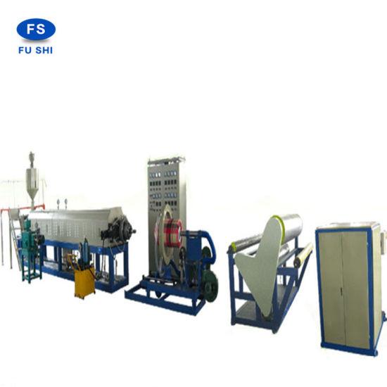 Plastics EPE/PE Foam Tube/Rod Extrusion Machine (ce approved)